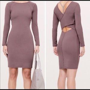 Lululemon Body Con Dress
